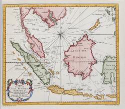Carte des Isles de Java,...