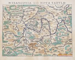 Franconia XII Nova Tabula