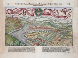 Der Statt Cobolenz am Rhein…