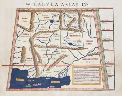 TABULA ASIAE IX