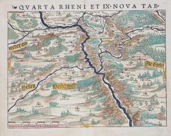 Quarta Rheni et IX Nova Tab.