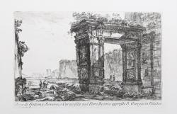Arco di Settimio Severo, e...