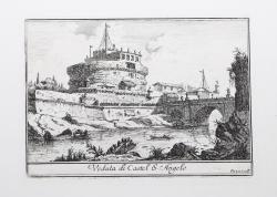 Veduta di Castel S. Angelo