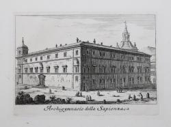 Archygymnasio della Sapienza