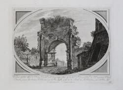 Veduta dell'Arco Druso...