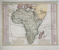 Nouvelle Carte De L'Afrique...