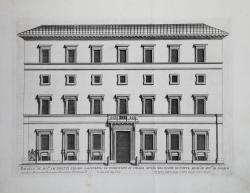 Palazzo de Sig.ri Sacchetti...