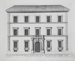 Palazzo de Ss.ri  Verospi...