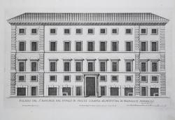 Palazzo del S.r Marchese...