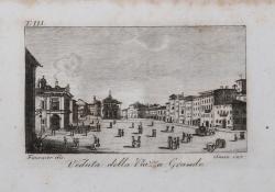 Veduta della Piazza Grande