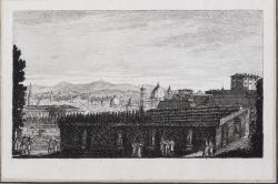 (Vedura generale di Firenze)