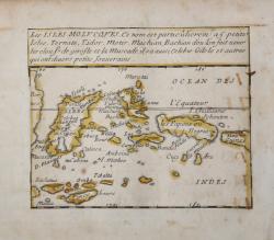 Les Isles Molucques…