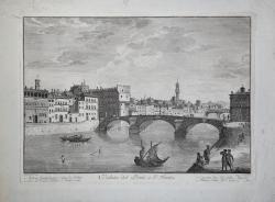 I. Veduta del Ponte a S:ta...