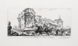 Rovescio del Tempio di Pola...