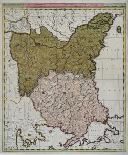Bulgaria et Romania, divisa...