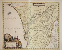 Regna Congo et Angola