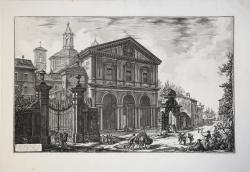 Veduta della Basilica di S....