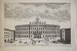 Veue du Palais de la Grand...