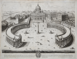 La Basilica Vaticana…