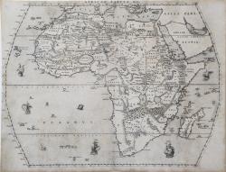 Africa Tabula XII