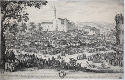 The fair of Impruneta