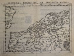 Fiandra, Brabantia, et...