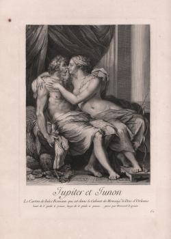 Jupiter and Juno