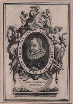 A portrait of Johannes...