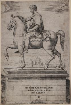 Marcus Aurelius Equestrian...
