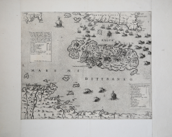 Nuovo disegno dell'Isola di...