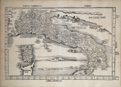 Tabula Moderna Italie