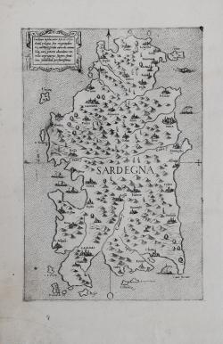 Sardinia insula inter...