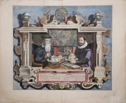 Gerard Mercator & Iodocus...