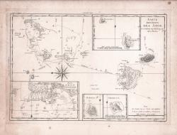 Carte des Isles des Amis