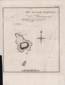 Het Eiland Norfolk