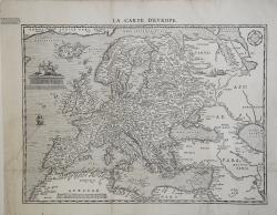 La Carte d'Europe