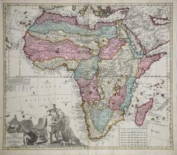 Africae in Tabula...