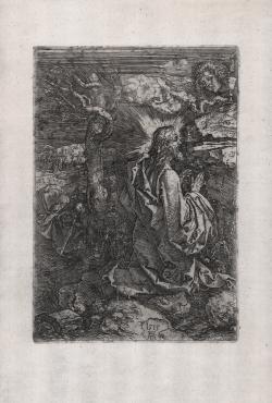 Gesù nel giardino degli Ulivi