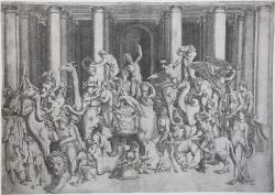 Indian Triumph of Bacchus