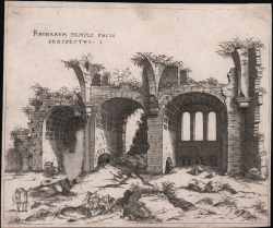 Ruinarum Templi Pacis...