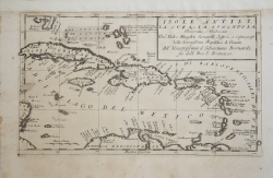 Isole Antilli, La Cuba, e...