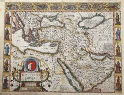 The Turkish Empire newly...