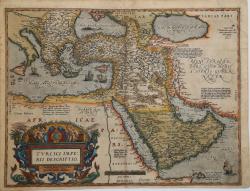 Turcici Imperii Descriptio.