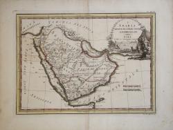 L'Arabia delineata sulle...