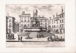 Fontana nella Piazza della...