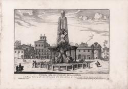 Fontana del Sig. Prencipe...
