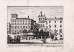 Fontana in Piazza Navona,...