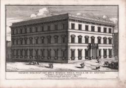 Palazzo dell'Ecc.mo Sog.r...