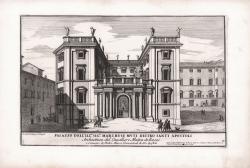 Palazzo dell'Ill.mo Sig.r...