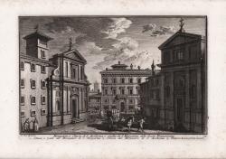 Monastero, e Chiesa di S....